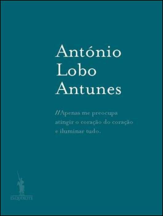 Caderno - António Lobo Antunes