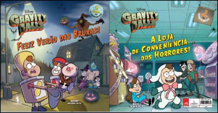 Gravity Falls 2 em 1 - Feliz Verão/ Loja Horrores