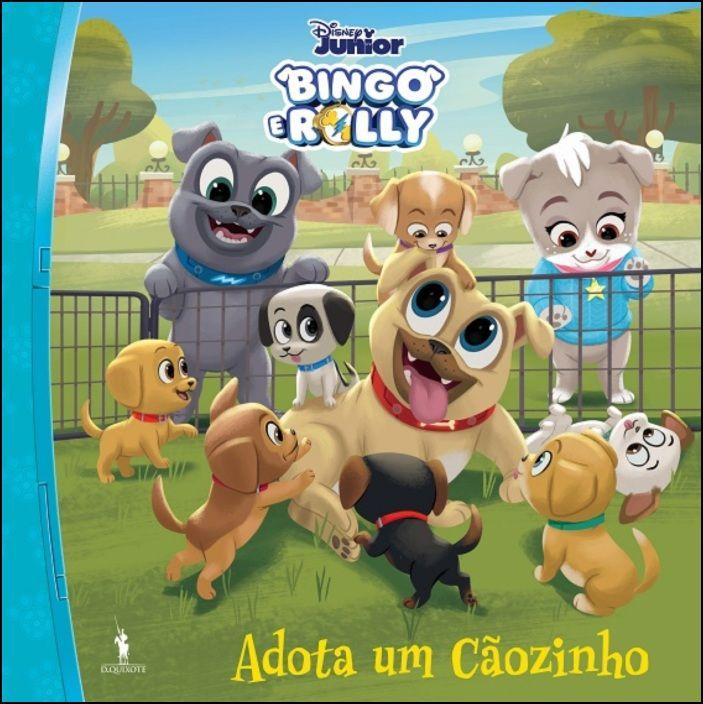 Bingo e Rolly 6 - Adota Um Cãozinho