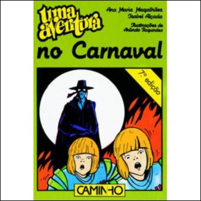 Uma Aventura no Carnaval