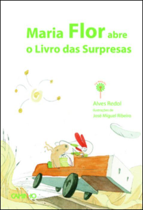 Maria Flor Abre O Livro Das Surpresas
