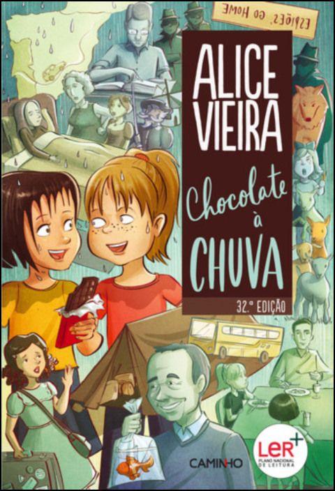 Chocolate à Chuva