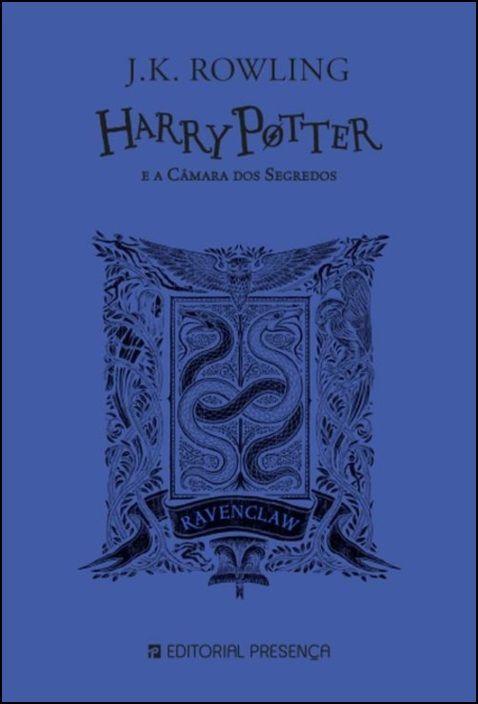 Harry Potter e a Câmara dos Segredos 20 Anos - Ravenclaw