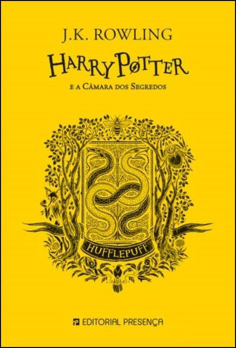 Harry Potter e a Câmara dos Segredos 20 Anos - Hufflepuff