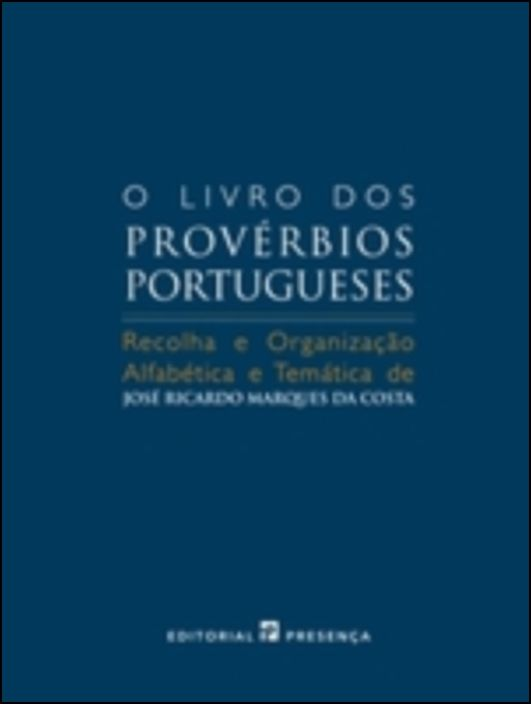 O Livro dos Provérbios Portugueses