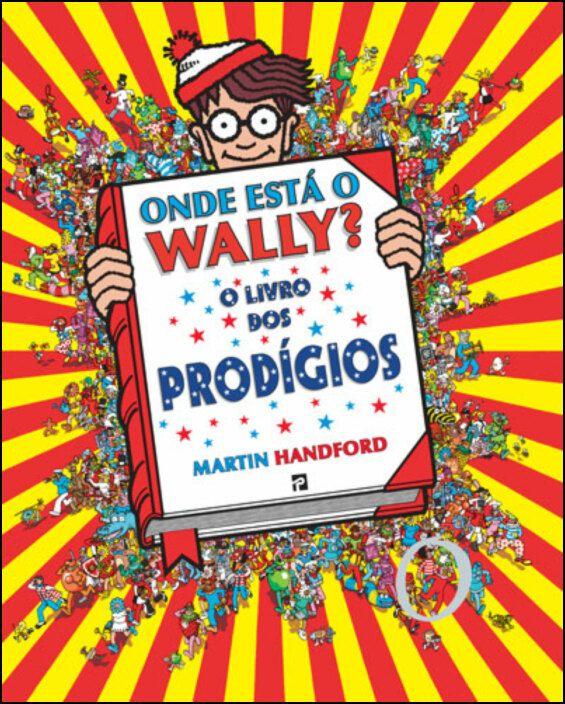 Onde Está o Wally? O Livro dos Prodígios