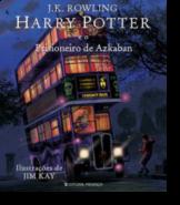 Harry Potter e o Prisioneiro de Azkaban (Ed. Ilustrada)
