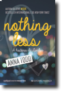 A História de Landon: nothing less - Livro 2