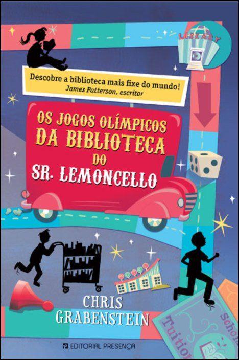 Os Jogos Olímpicos da Biblioteca do Sr. Lemoncello