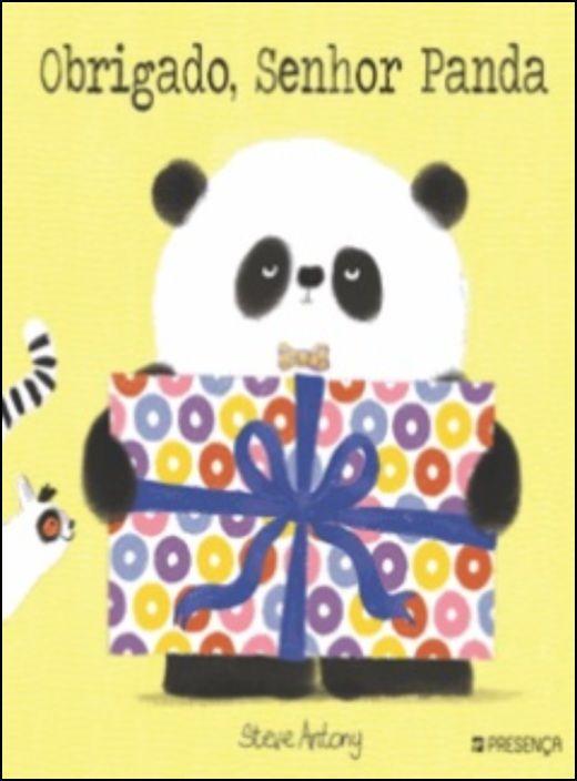 Obrigado, Senhor Panda