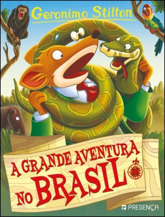 A Grande Aventura no Brasil