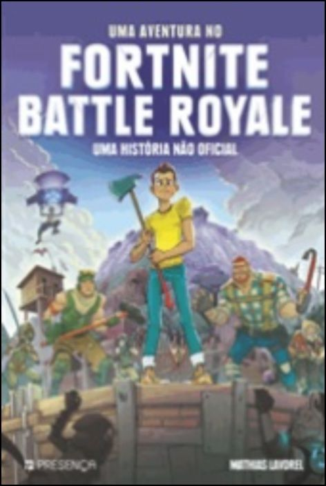 Uma Aventura no Fortnite - Battle Royale