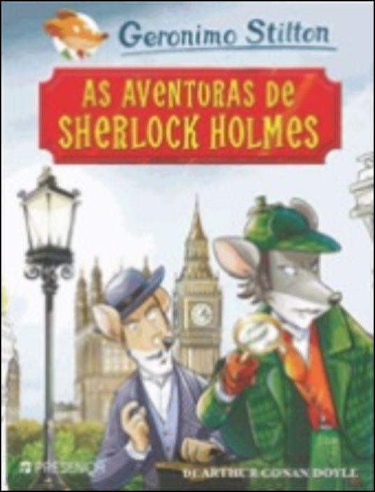 As Aventuras de Sherlock Holmes de Arthur Conan Doyle