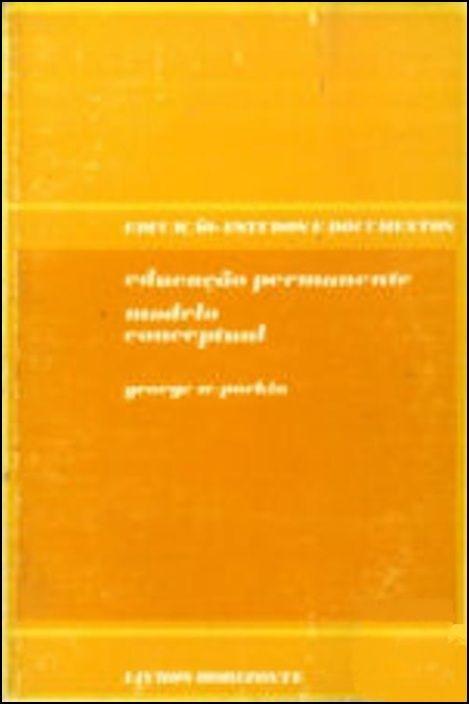 Educação Permanente - Modelo Conceptual