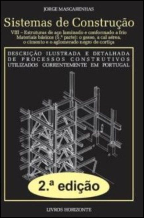 SISTEMAS CONSTRUÇÃO VIII 2 ed