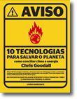 Aviso - 10 Tecnologias Para Salvar o Planeta