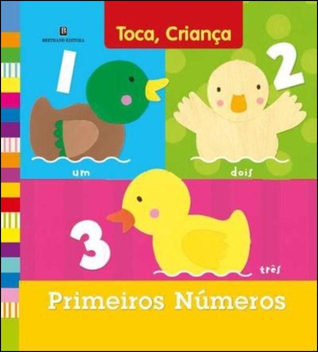 Primeiros Números - Toca, Criança