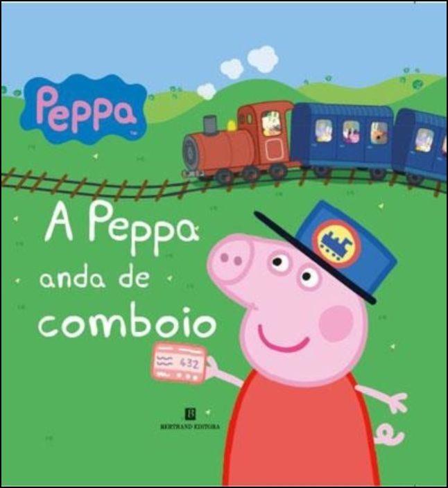 A Peppa Anda de Comboio