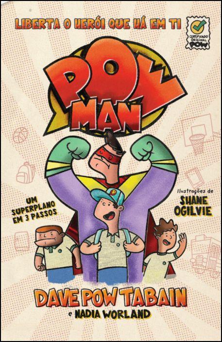POWman: Liberta o Herói que Há em Ti