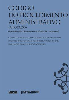 Código do Procedimento Administrativo (Anotado)
