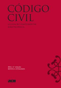 Código Civil - 2.ª edição revista e atualizada