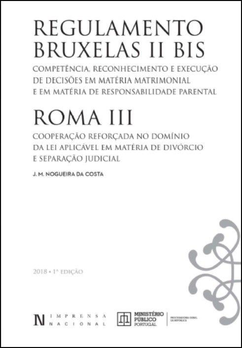 Regulamento Bruxelas II Bis, Roma III