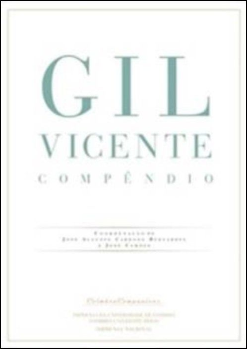 Gil Vicente - Compêndio