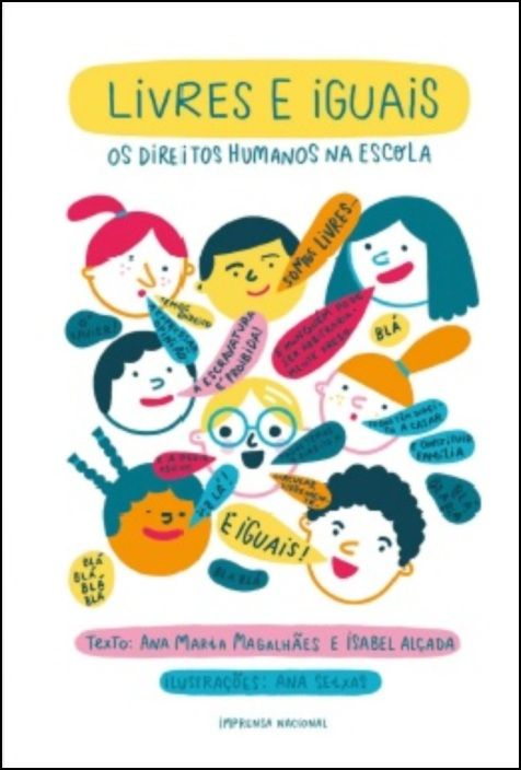 Livres e Iguais - Os Direitos Humanos na Escola