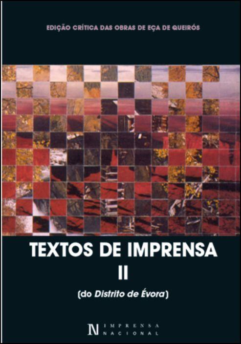 Textos de Imprensa II