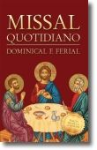 Missal Quotidiano: dominical e ferial