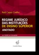 Regime Jurídico das Instituições de Ensino Superior - Anotado