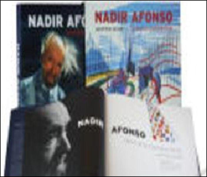 Nadir Afonso: Itinerário