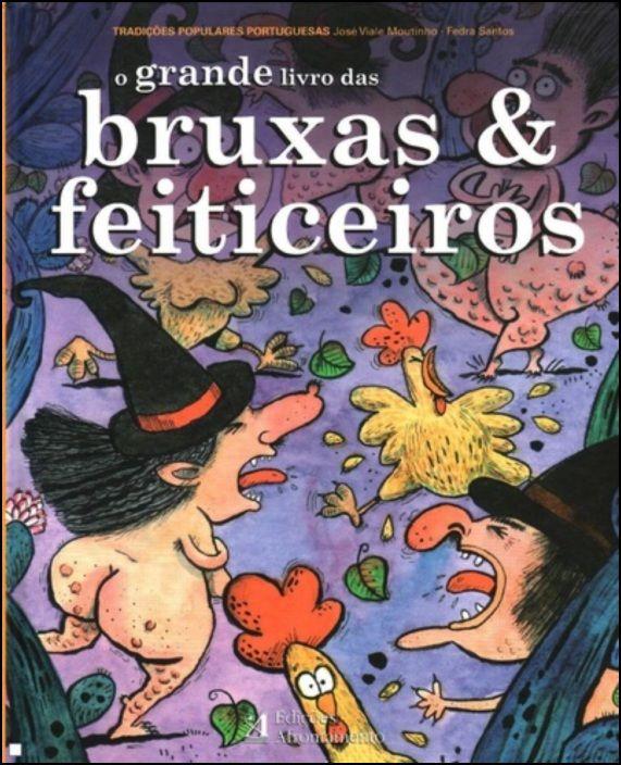 Grande Livro das Bruxas e Feiticeiros