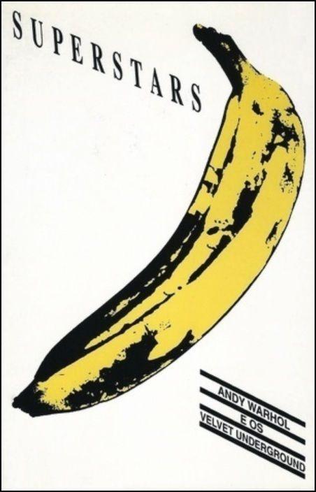 Superstars/ Andy Warhol e os Velvet Underground