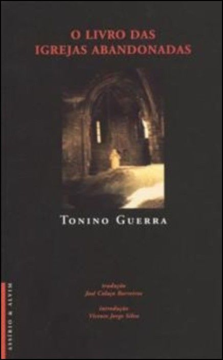 O Livro das Igrejas Abandonadas