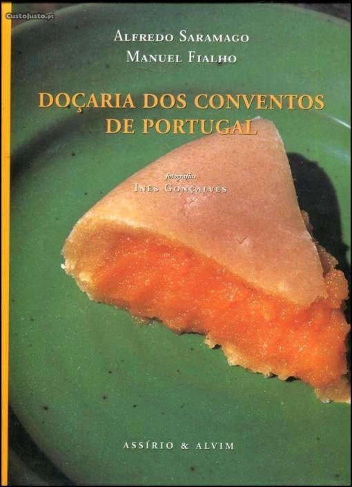 Doçaria dos Conventos de Portugal