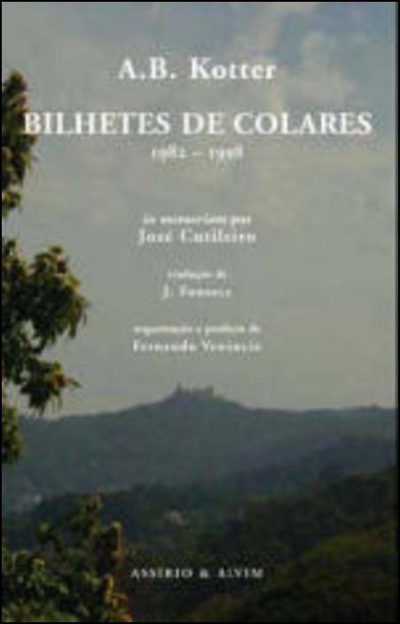 Bilhetes de Colares 1982-1998