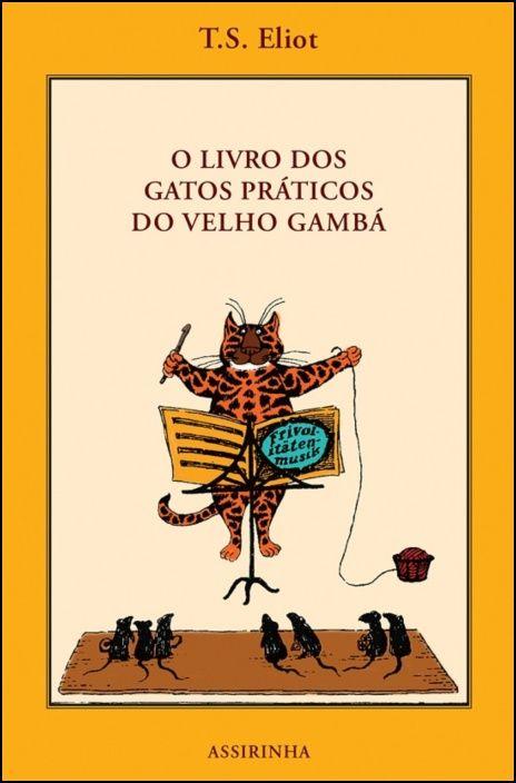 O Livro dos Gatos Práticos do Velho Gambá