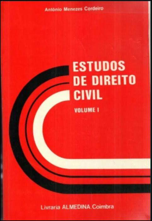 Estudos de Direito Civil - Vol I
