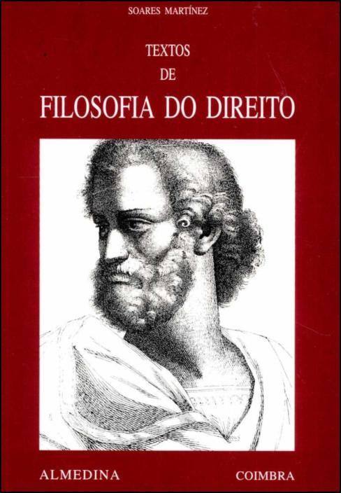 Textos de Filosofia do Direito - Vol. I