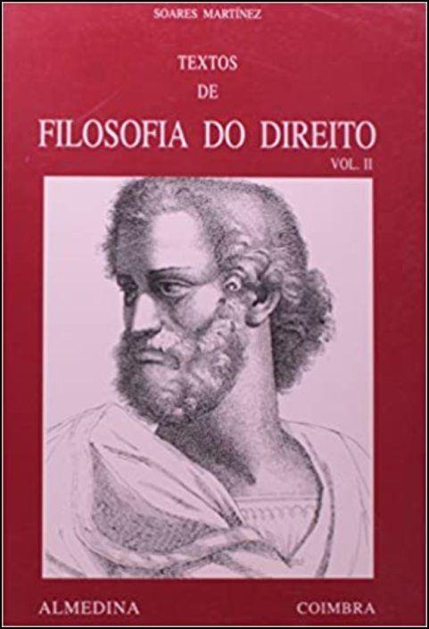 Textos de Filosofia do Direito - Vol. II