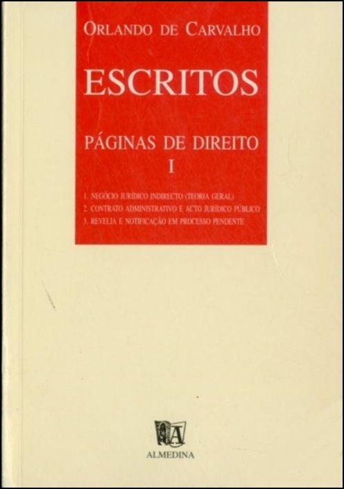 Escritos - Páginas de Direito II