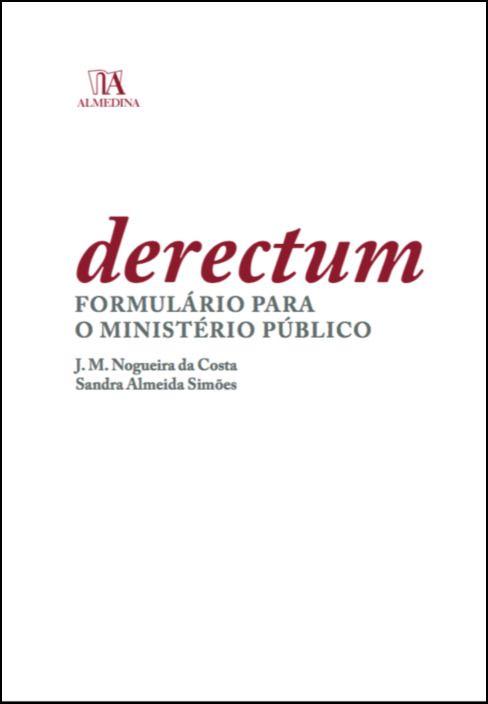 derectum - Formulário para o Ministério Público