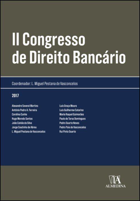 II Congresso de Direito Bancário