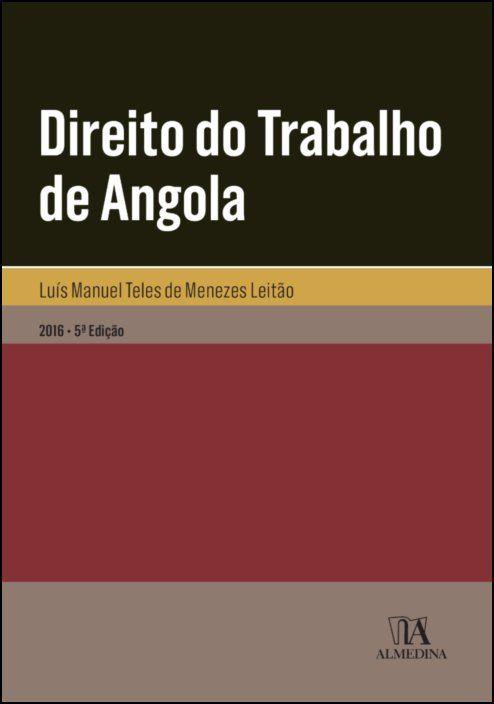 Direito do Trabalho de Angola