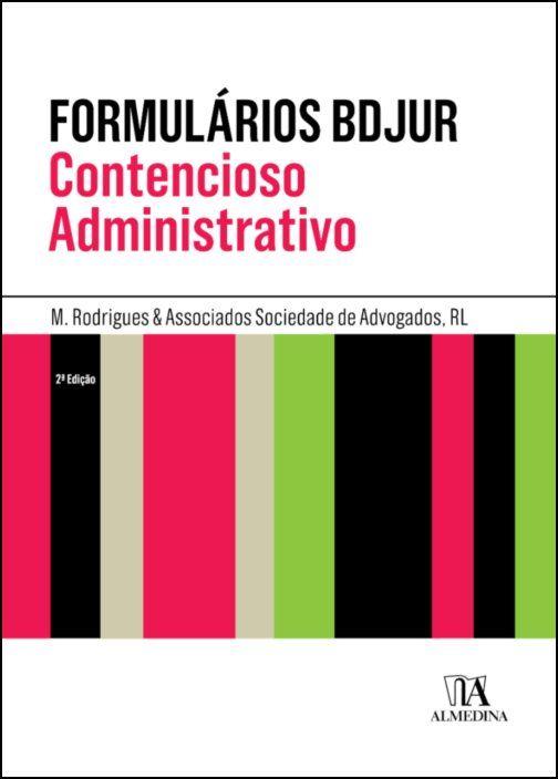 Formulários BDJUR - Contencioso Administrativo
