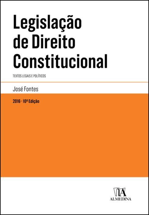 Legislação de Direito Constitucional