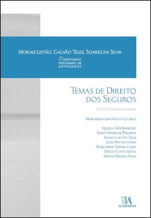 Temas de Direito dos Seguros