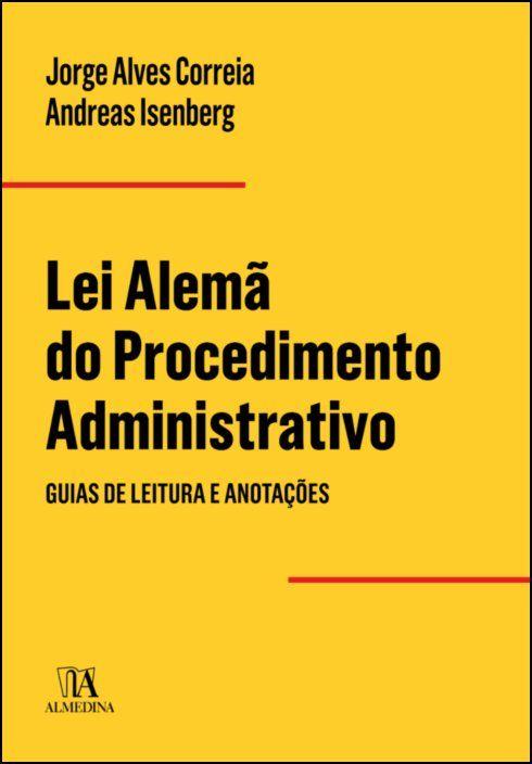 Lei Alemã do Procedimento Administrativo - Guias de Leitura e Anotações
