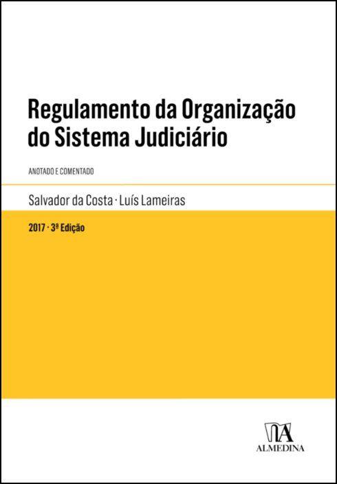 Regulamento da Organização do Sistema Judiciário